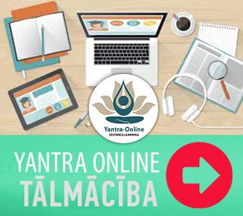 TĀLMĀCĪBA Yantra Online